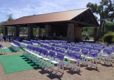 Sandia Lakes Pavilion