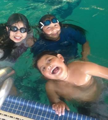 2015 Summer Recreation - Aquatics