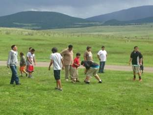 2015 Summer Recreation - Bobcat Ranch