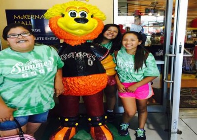 2015 Summer Recreation - Isotopes