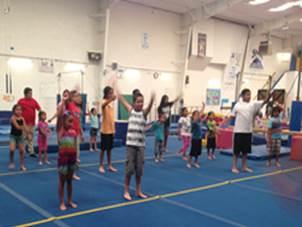Sandia Acrobatic Gymnastics Academy