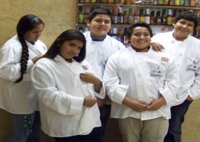Job Shadowing - Food and Beverage
