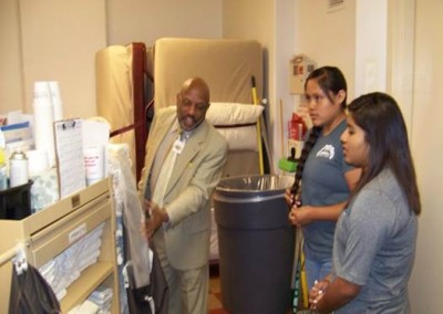 Job Shadowing - Housekeeping