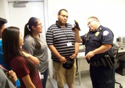 Job Shadowing - Law Enforcement