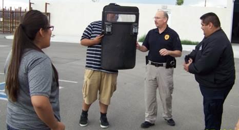 Job Shadowing - Law Enforcement