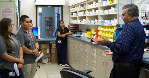 Job Shadowing - Pharmacy