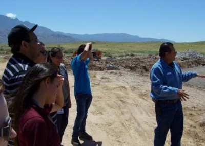 Job Shadowing - Waste Water Treatment projects